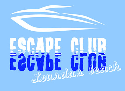 Escape Club Kefalonia logo
